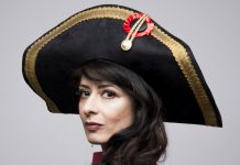 Shappi Khorsandi is back on the road with her brand new show 'Mistress and Misfit'. Photo: Matt Crockett