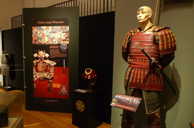 Samurai: Warriors of Japan