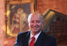 Brendan Wignall, Headmaster of Ellesmere College