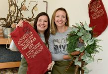 Sarah Knowles and Fran Robinson of Big Little Things