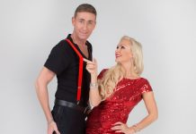 Christopher Maloney and Kristina Rihanoff will bring their new show to Theatre Severn