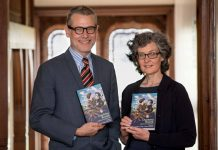 Dr Simon Grennan and Prof Deborah Wynne