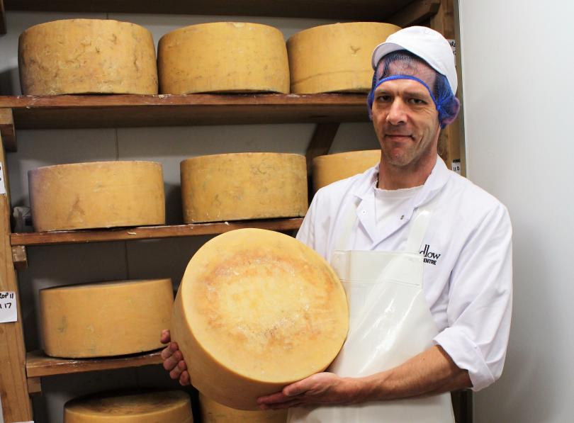 Ludlow Food Centre wins Bronze at the 2018 British Cheese