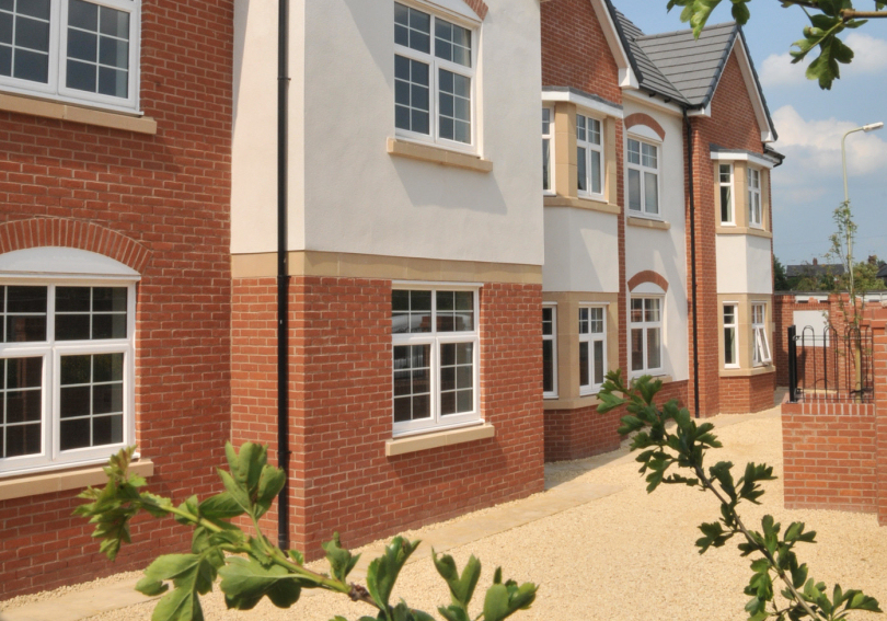 Greenfields Care Home Whitchurch