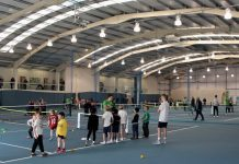 Many Shropshire people of all ages enjoy playing tennis each month - now it's time to recognise the efforts of those who help make it possible