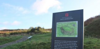Growing visitor numbers signal the strong tourist appeal of Old Oswestry hillfort