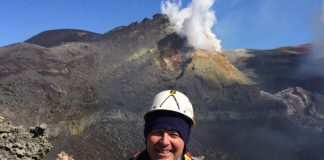 """Simon Wright succeeded in tackling Sicily's """"Mighty Four"""" volcanoes"""