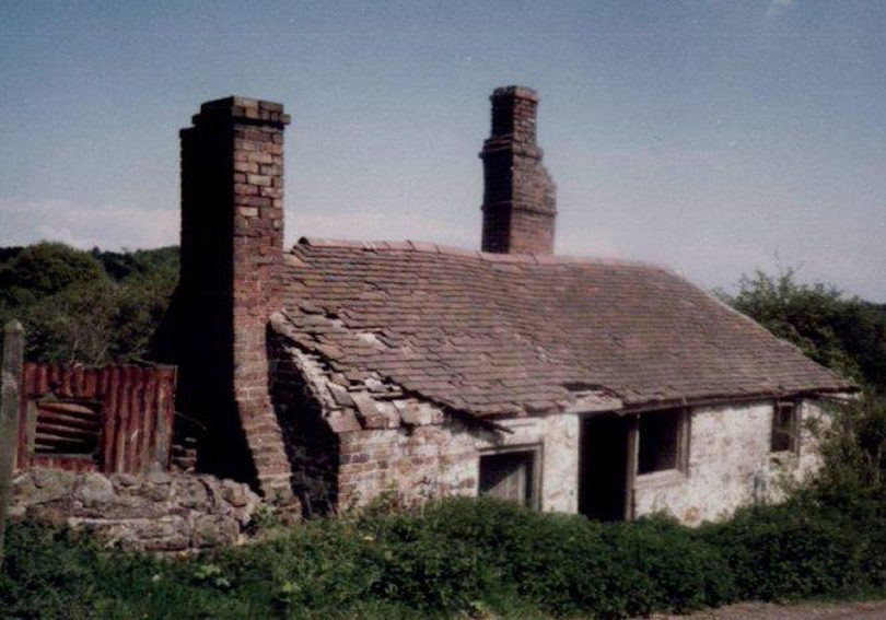 Squatters Cottage in 1994