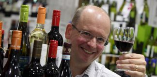 Gary Carter of Shropshire Wine School