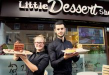The Little Dessert Shop has opened in Shrewsbury