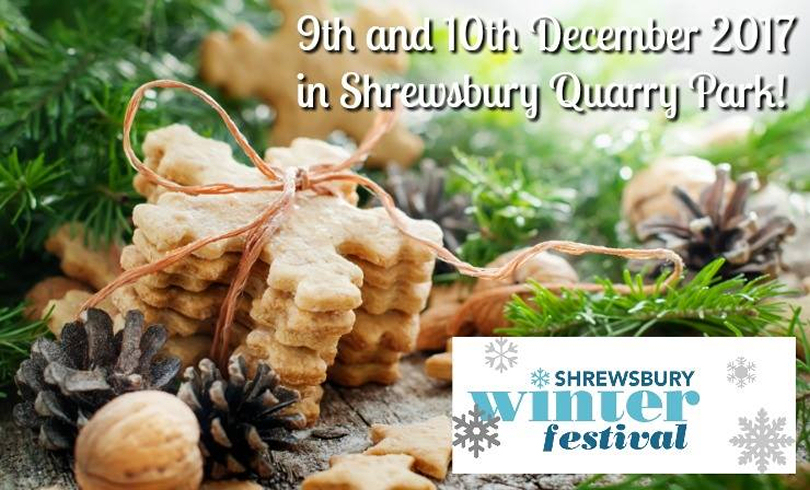 Shrewsbury Winter Festival Tickets Image