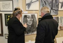 The art exhibition will be taking place at Renaissance in Ludlow