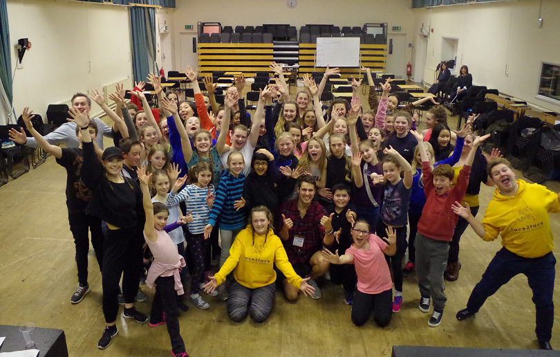 Face2Face Performance Academy's production of Elf the Musical JR will take place at Theatre Severn in Shrewsbury
