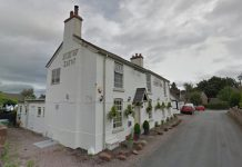 The New Inn at Baschurch. Photo: Google Street View