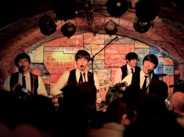 The Mersey Beatles - Liverpool