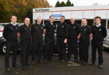 The team at David Dexters in Bridgnorth