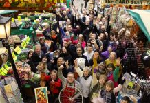 Shrewsbury Market Hall traders are celebrating winning the title of Britain's Favourite Market