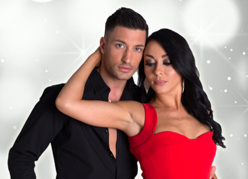 Strictly Come Dancing Star Giovanni Pernice Heads To