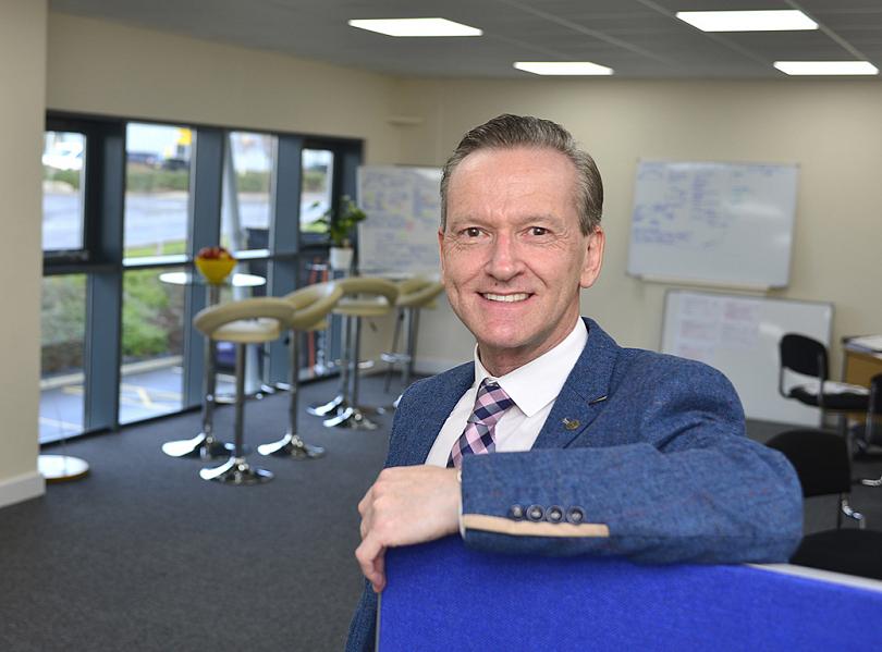 Vernon Hogg of Hadleigh Management