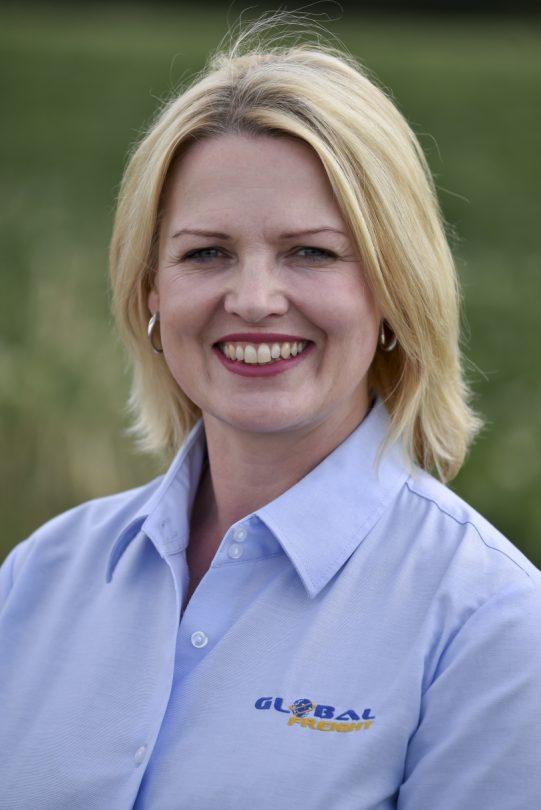 Nicole Gunter, Managing Director of Global Freight