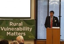 MP Philip Dunne opened the Rural Vulnerability Matters event in Parliament