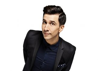 Russell Kane is to host the star studded Gala Show