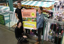 Shrewsbury market traders will hear if they have won Britain's Favourite Market title later this week.