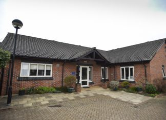 Barleyfield House in Monkmoor, run by Coverage Care Services