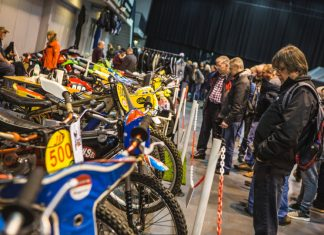 The Classic Dirt Bike Show returns to Telford
