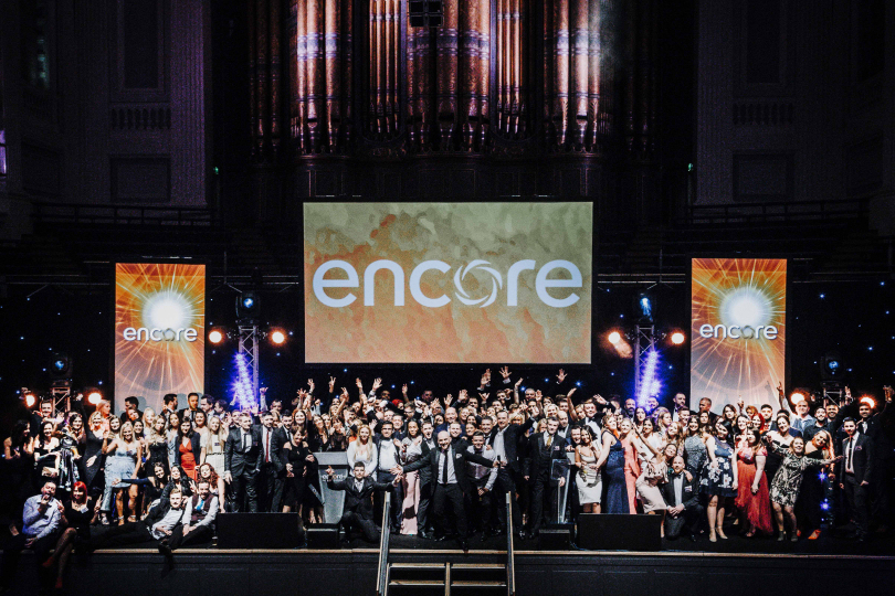 Encore celebrates a successful year at award ceremony