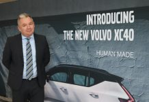 Retailer principal Chris Carr is Volvo Car UK's first sponsored retailer after launching his business Volvo Cars Shrewsbury