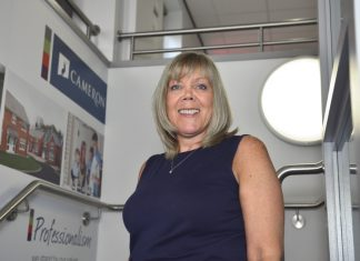 Maxine Conway has joined Galliers Homes