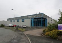 Listers Interiors has moved onto Waymills Business Park