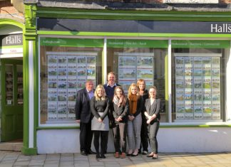 The Ellesmere office team has 75 years experience between them