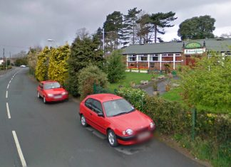 The assault happened outside The Beacon Community Centre in Market Drayton. Photo: Google Street View