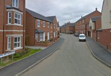 The robbery happened on The Nettlefolds in Hadley. Photo: Google Street View