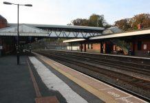 Wellington Railway Station. Photo: Telford & Wrekin Council