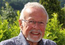 Alan Surtees, the co-founder and director of Shrewsbury Folk Festival