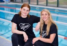 Freya Anderson and Cassie Wild are heading to Australia