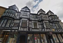 Fisheye has moved to Irelands Mansion on High Street in Shrewsbury. Photo: Google Street View