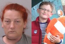 Lesley Speed was convicted of the murder of seven-year-old Archie Spriggs