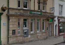 Lloyds Bank in Newport, Shropshire. Photo: Google Street View
