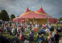 Young and emerging musicians are being sought to get a chance to perform at Shrewsbury Folk Festival on The Launchpad stage