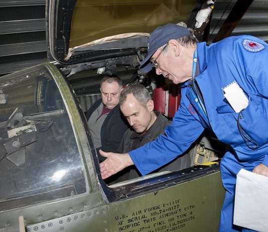 Visitors will be able to get a closer look at the aircraft. Photo: ©Trustees of the Royal Air Force Museum