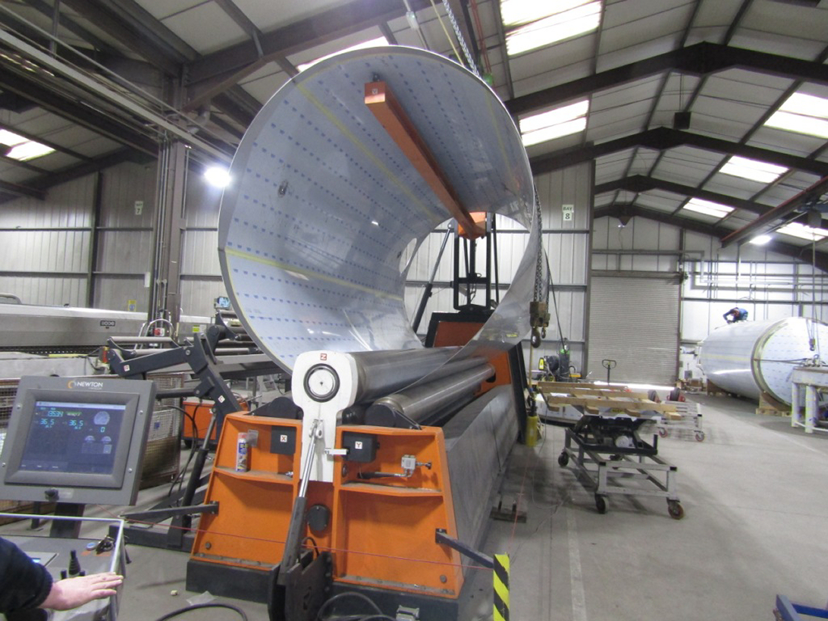 Fabdec brightens company operations by switching to LED lighting ...