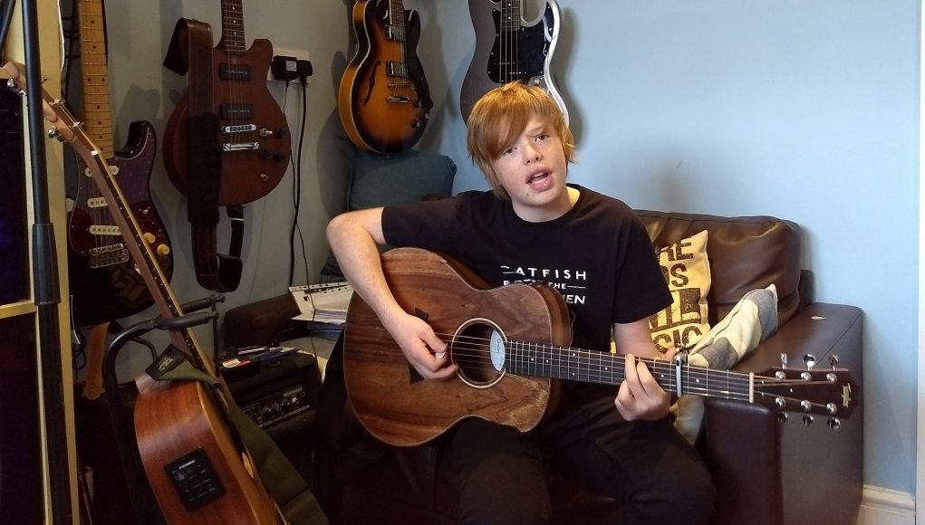 Jay Harris Shrewsbury musician