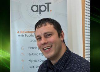 Joe Stafford, Principal Surveyor, apT