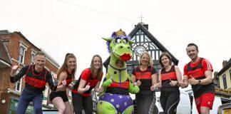 Members of Bridgnorth Running Club will be taking part in the London Marathon
