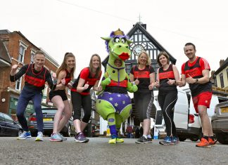 Members of Bridgnorth Running Club will be taking part in the London Marathon