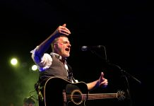 Steve Harley and Cockney Rebel will headline Friday night at this year's Shrewsbury Folk Festival